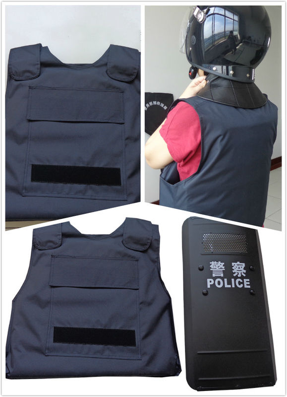 Military Police Safety Protection Products Concealable Stab Proof Vest Soft Body Armor