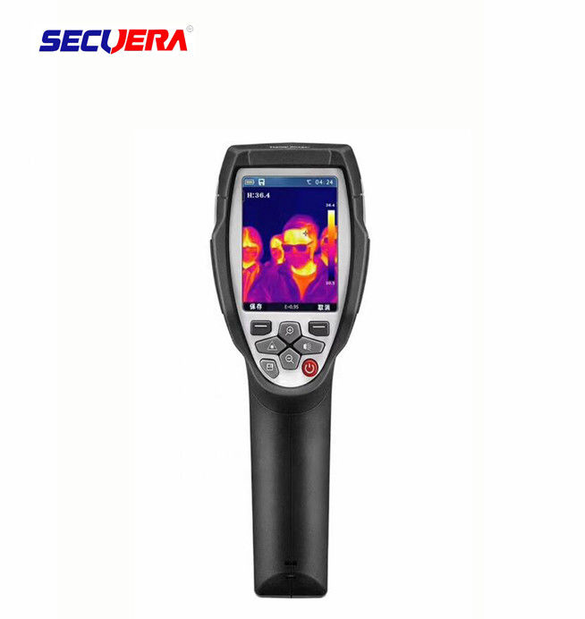 LCD Display Walk Through Temperature Scanner Automatic Infrared Thermometer Camera